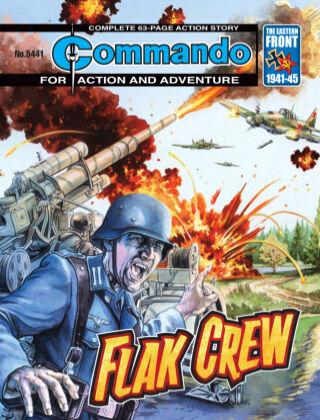 Commando Issue 5441
