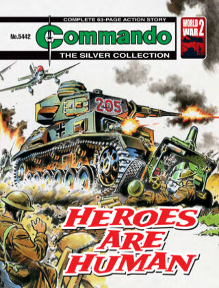 Commando Issue 5442