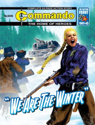 Commando Issue 5443