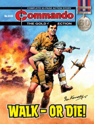 Commando Issue 5444