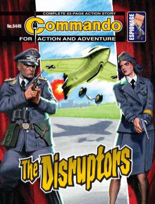 Commando Issue 5445