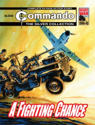 Commando Issue 5446