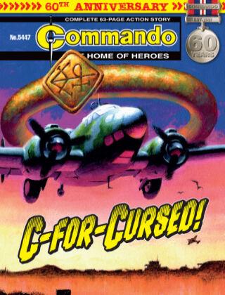 Commando Issue 5447