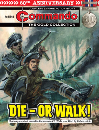 Commando Issue 5448