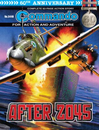 Commando Issue 5449