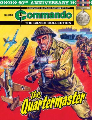 Commando Issue 5450