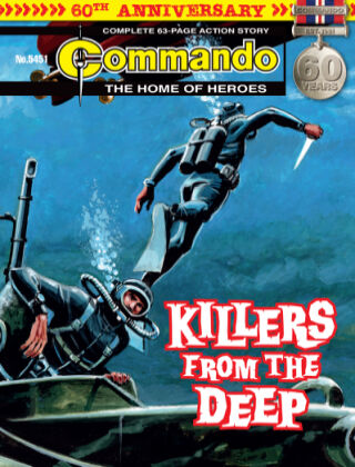 Commando Issue 5451