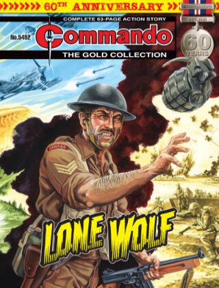 Commando Issue 5452