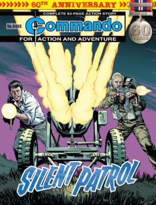Commando Issue 5453