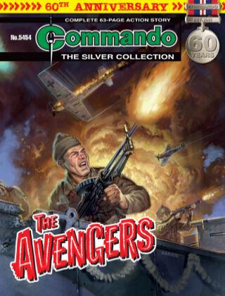Commando Issue 5454