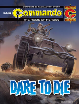 Commando Issue 5455