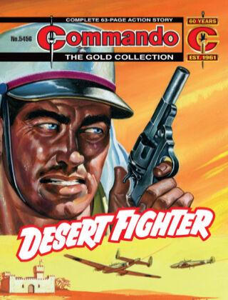 Commando Issue 5456