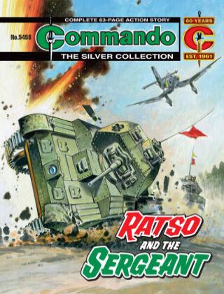 Commando Issue 5458