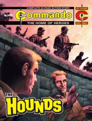 Commando Issue 5459