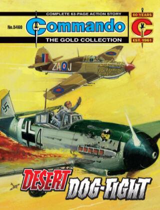 Commando Issue 5460