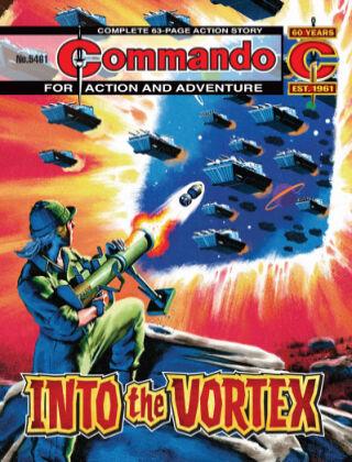 Commando Issue 5461