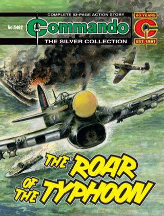 Commando Issue 5462