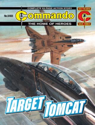 Commando Issue 5463