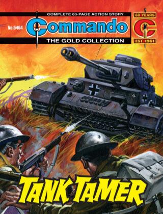 Commando Issue 5464