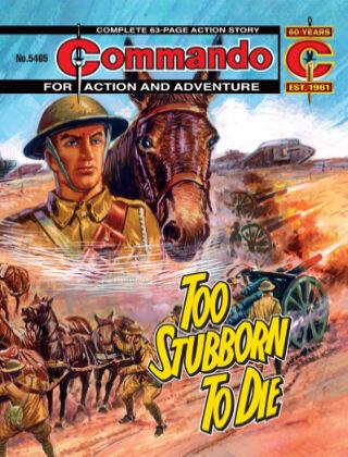 Commando Issue 5465