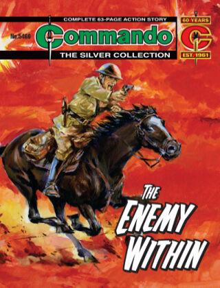 Commando Issue 5466