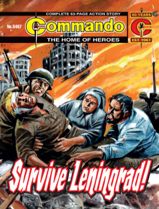 Commando Issue 5467