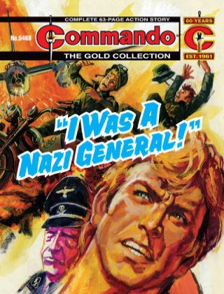 Commando Issue 5468