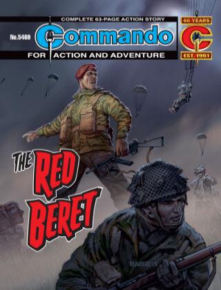 Commando Issue 5469