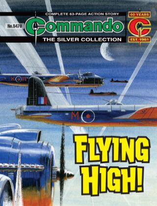 Commando Issue 5470