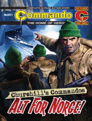 Commando Issue 5471