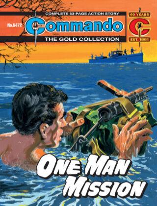 Commando Issue 5472