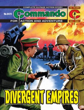 Commando Issue 5473