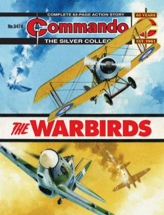 Commando Issue 5474