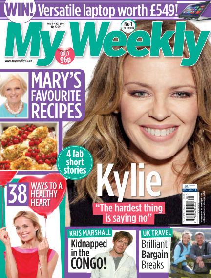 My Weekly February 08, 2014 00:00