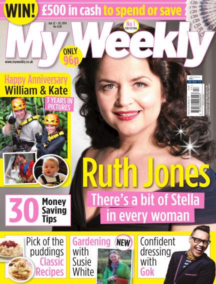 My Weekly April 22, 2014 00:00