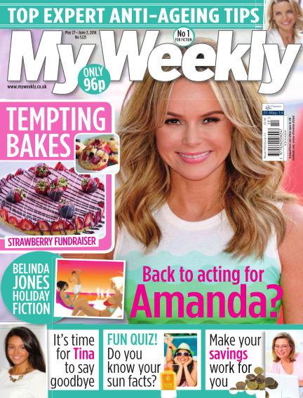 My Weekly May 27, 2014 00:00
