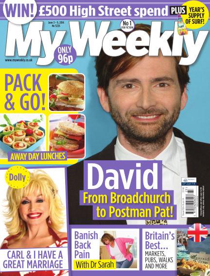 My Weekly June 03, 2014 00:00