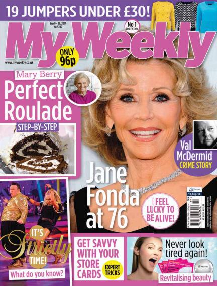 My Weekly September 09, 2014 00:00