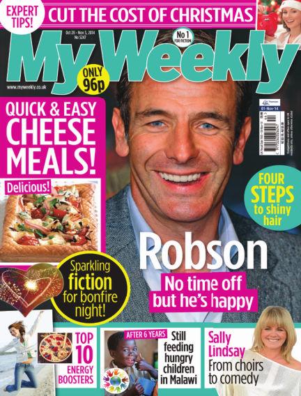 My Weekly October 28, 2014 00:00