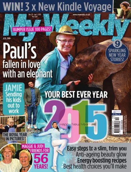 My Weekly December 23, 2014 00:00