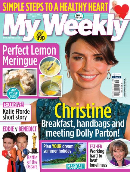 My Weekly February 17, 2015 00:00