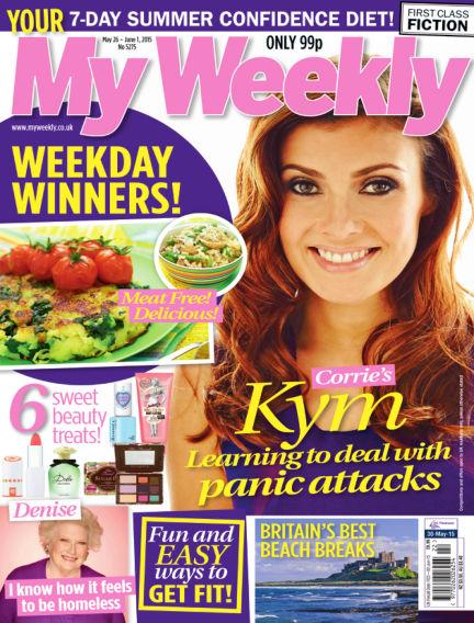 My Weekly May 26, 2015 00:00