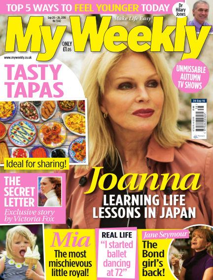 My Weekly September 20, 2016 00:00