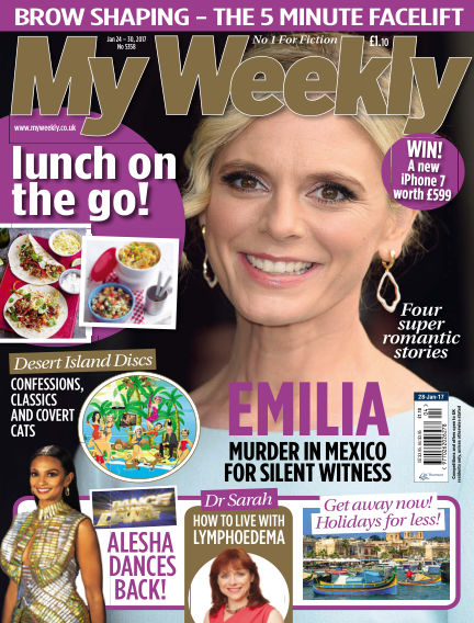 My Weekly January 24, 2017 00:00