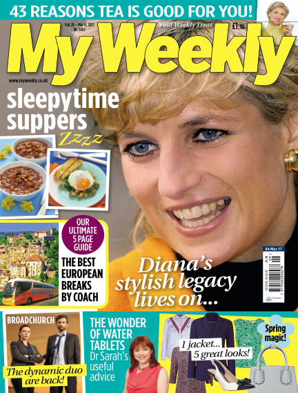 My Weekly February 28, 2017 00:00