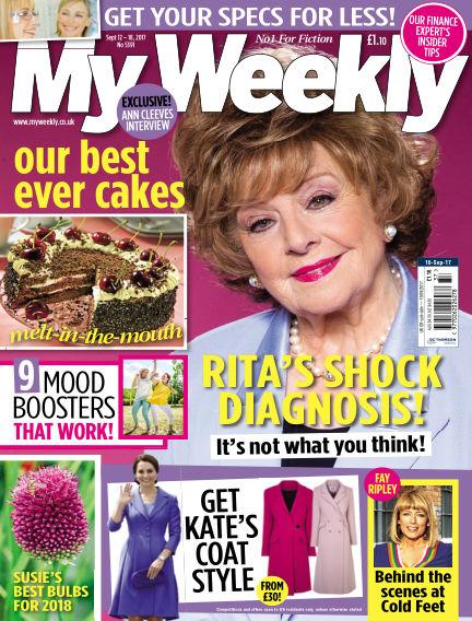 My Weekly September 12, 2017 00:00
