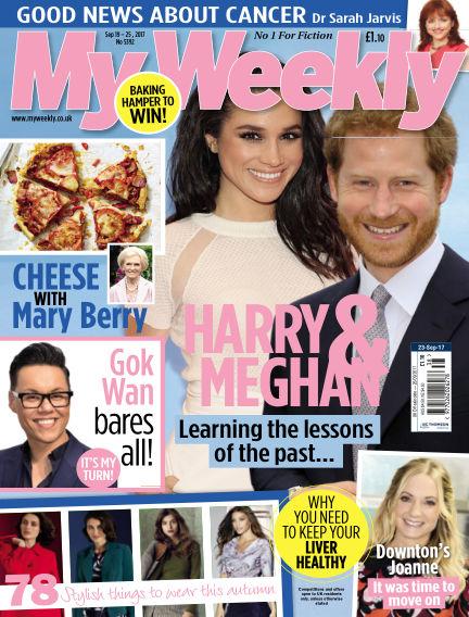 My Weekly September 19, 2017 00:00