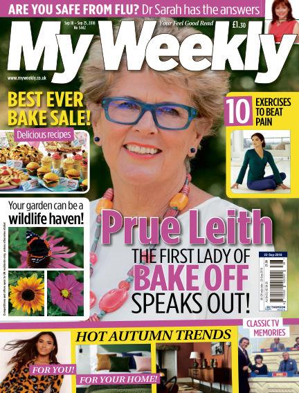 My Weekly September 18, 2018 00:00