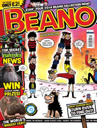 Beano 11-Jan-14