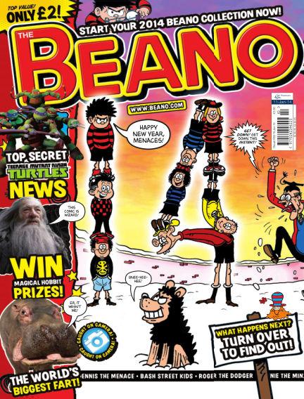 Beano January 11, 2014 00:00